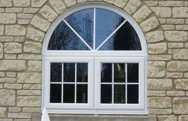 Upvc georgian conservatories and windows in chippenham for Georgian style upvc french doors